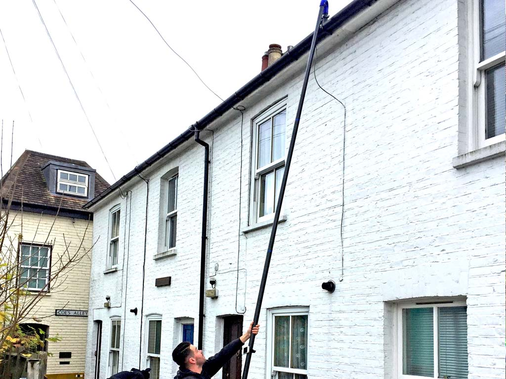 Residential Gutter Cleaning Potters Bar