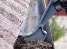 Gutter Cleaning in Woodford