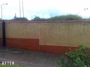 Graffiti Removal in Arkley